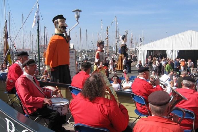 Havenfeesten Blankenberge muziek