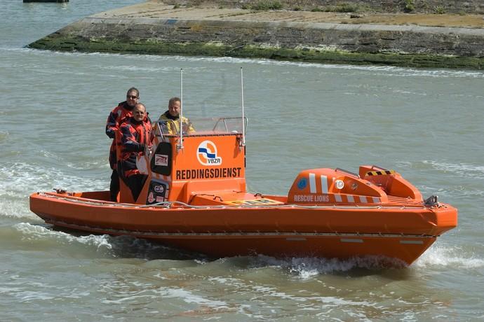Havenfeesten Blankenberge redders