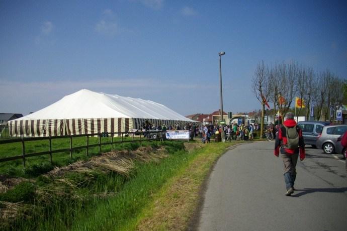 Internationale tweedaagse Blankenberge wandelaars