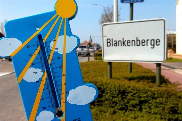 Internationale tweedaagse Blankenberge