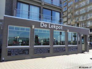 Restaurant De Lekpot Middelkerke