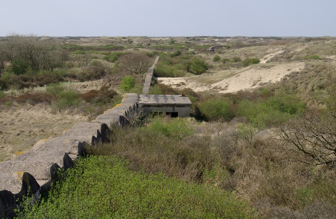 domein Raversijde Oostende atlantic wall