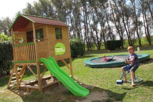 Camping Kindervreugde De Panne