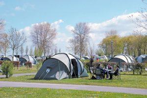 Camping Kompas Westende