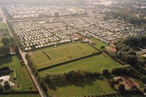Camping Polderpark Nieuwpoort aan zee