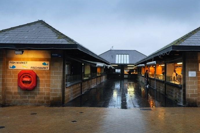 Daguitstap vistrap oostende hotels campings informatie en restaurants langs de kust van belgi - De trap van de bistro ...