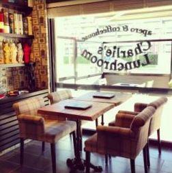 Restaurant Charlie's Lunchroom Nieuwpoort