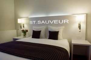 Hotel Saint Sauveur **** Blankenberge