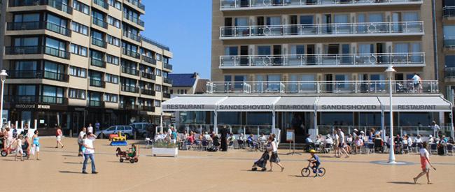 Hotel Restaurant Nieuwpoort