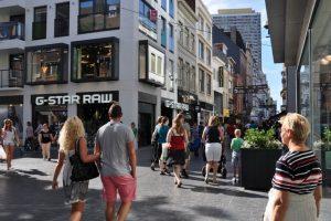 Shoppen op zondag in Oostende