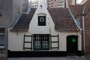 Huisje van Majutte Blankenberge