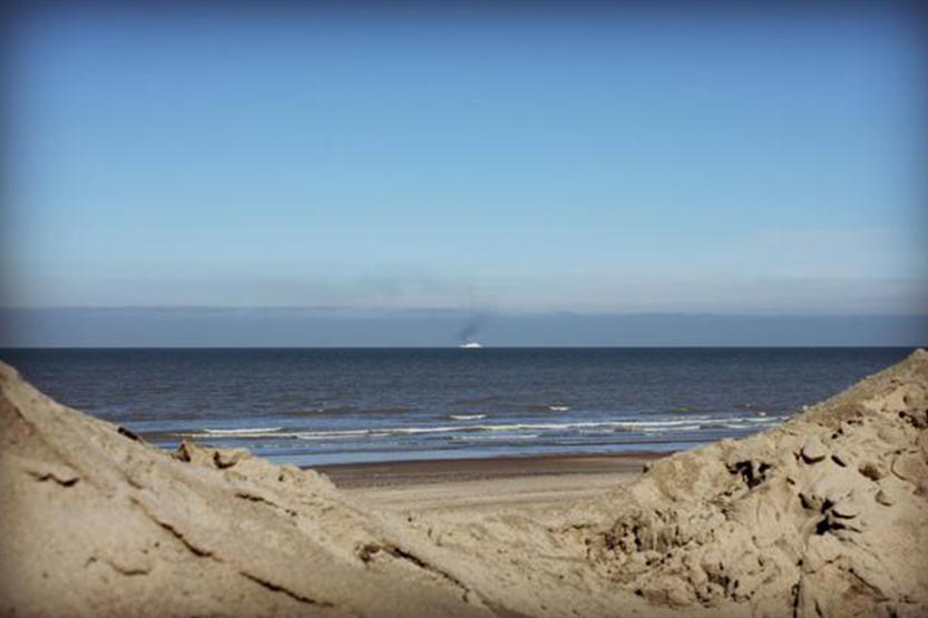 Middelkerke strand