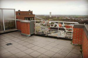 Appartement van Jetairfly in Middelkerke met uitzicht op zee