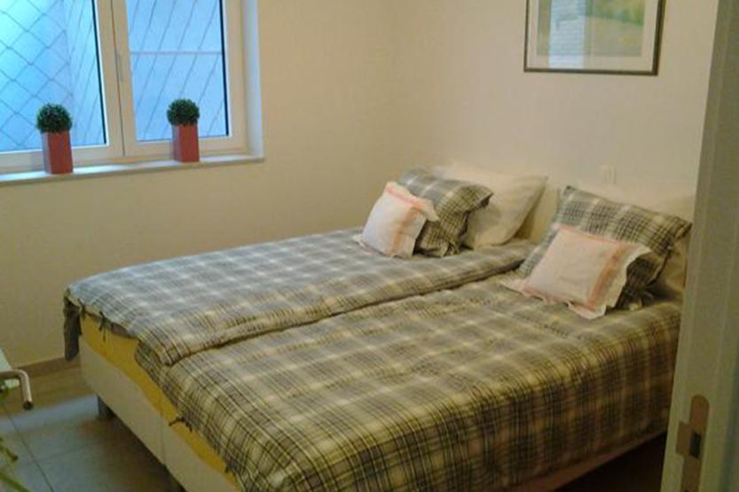 Oostende slaapkamer