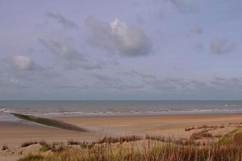 Westende strand